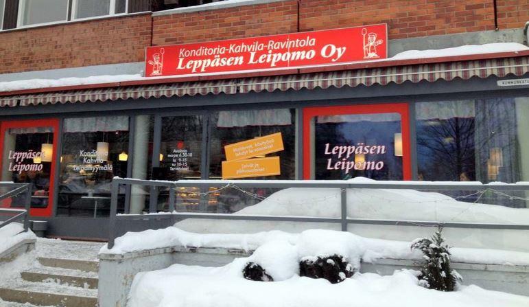 Leppäsen Leipomo Outokumpu